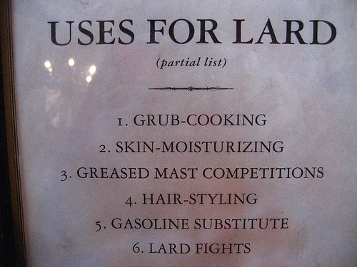 lard Top 10 Uses For Lard