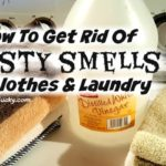 How to Get Rid of Musty Smells in Clothes and Laundry