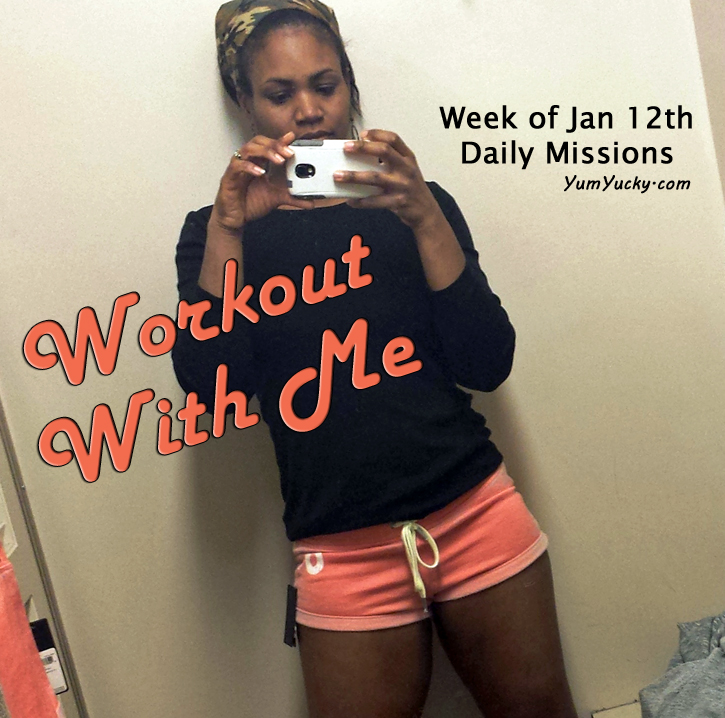 workout jan 12